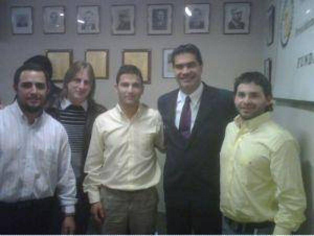 Se realizó en Sáenz Peña el lanzamiento del Instituto de Jóvenes Empresarios del Chaco