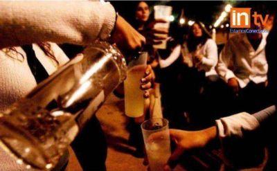 En Iguazú el 89% de los jóvenes consume alcohol