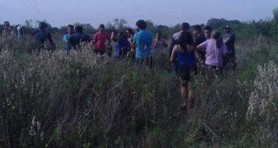 Usurpación en Río Tala: Macenet negó acusaciones y aseguró que el Ejecutivo