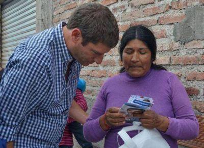 Javier David se siente capacitado para mejorar la ciudad de Salta