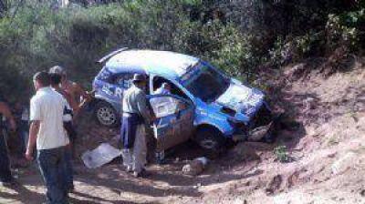 Nalbandian volc� en el Rally Argentina, pero no se hizo nada