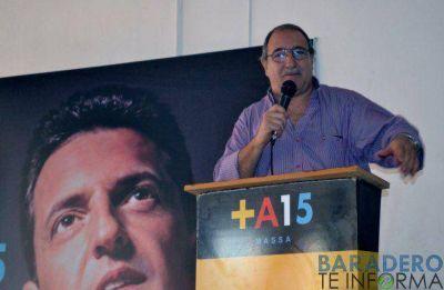 Antonio Pando lanzó su Pre Candidatura a Intendente por el Frente Renovador