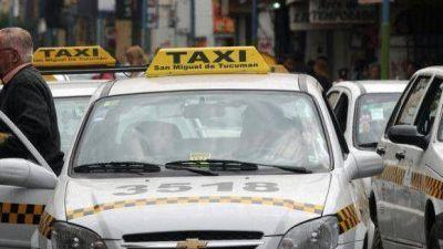 Los concejales votarían por aprobar una tarifa diferencial para los taxis en horario nocturno