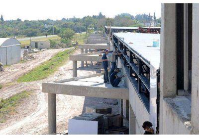 Avanza la construcción del Centro de Medicina Nuclear de Entre Ríos