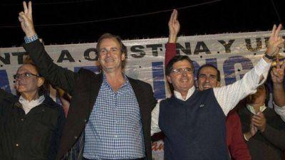 Bordet bendijo a Irigoyen para un nuevo mandato en Gualeguaychú