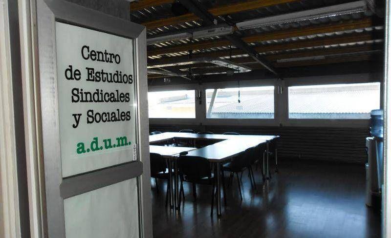 Adum pone en marcha un Centro de Estudios Sindicales y Sociales