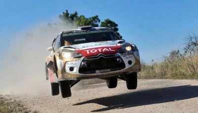 Rally Argentina: Meeke aguantó la presión y va por todo