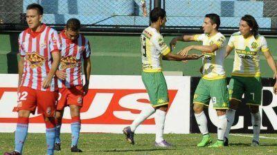 Aldosivi goleó a Arsenal y sube escalones