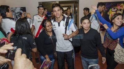 La selección sub-20 se muestra en Salta