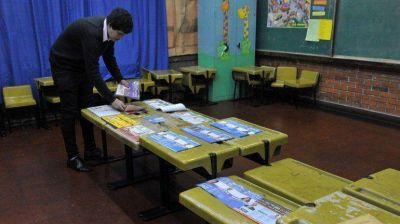 Elecciones en la Ciudad: tras algunas demoras, ya están abiertas todas las mesas de votación
