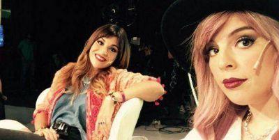 Dalma y Gianinna Maradona, furiosas con la prensa: