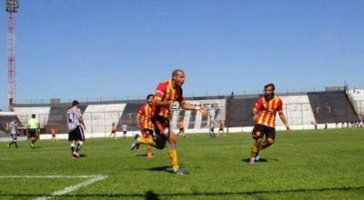 TORNEO FEDERAL A  El clásico For Ever-Sarmiento terminó en empate