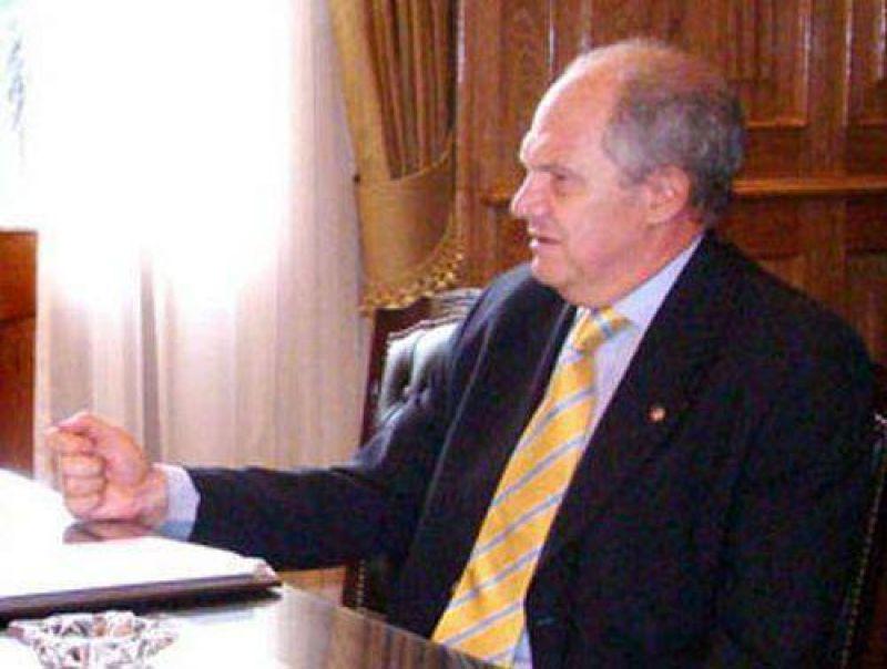 Martín Sánchez conforme con el proyecto de regalías mineras