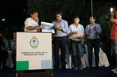 Ciudad Limpia refaccionará el cuartel de Bomberos de Resistencia