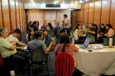 Tierra del Fuego presente en el Primer Encuentro Nacional de los Centros de Actividades Juveniles