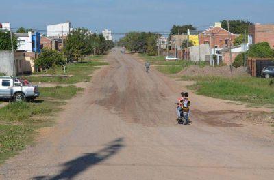 Este lunes se firma la adjudicación de obra para iniciar la pavimentación de Avenida Italia
