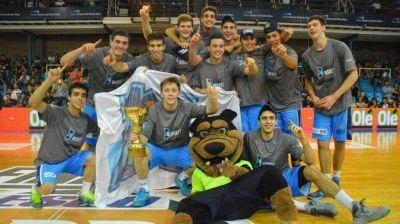 Bahía Basket se consagró campeón de la Liga de Desarrollo de básquet tras vencer a Lanús
