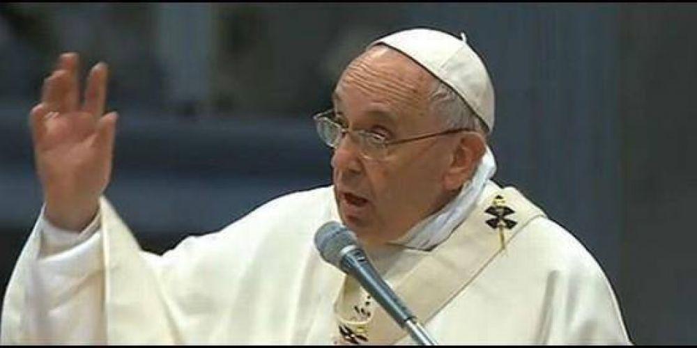 Francisco, a los nuevos sacerdotes: