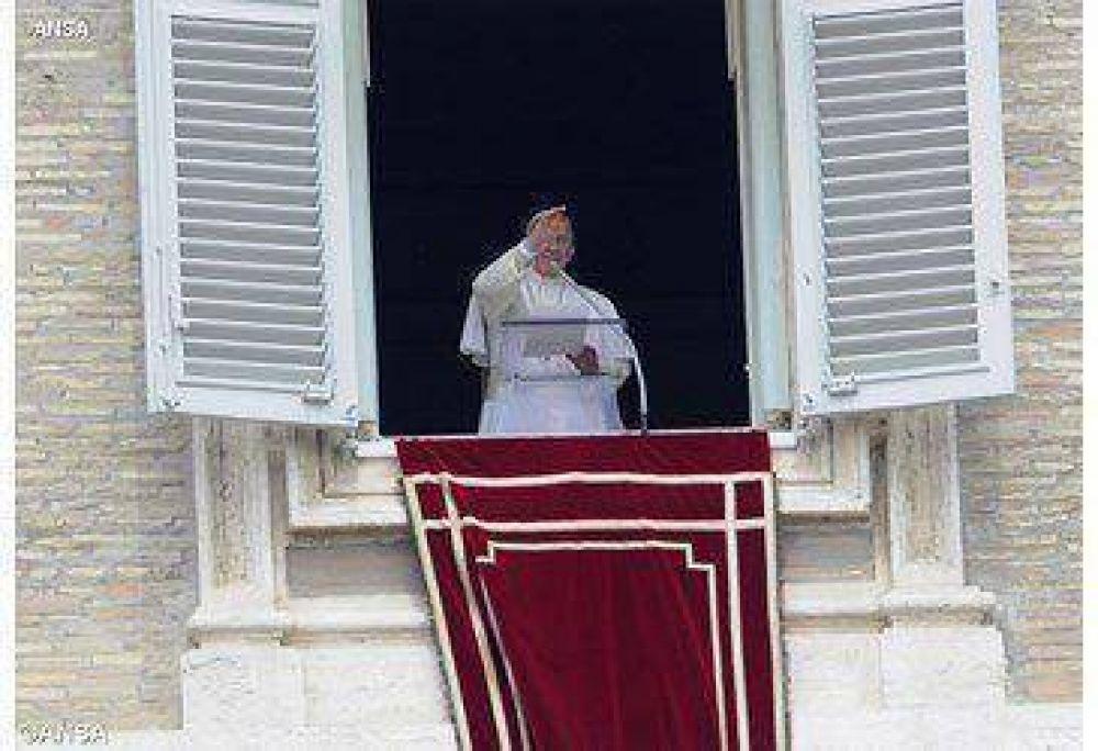 """Papa Francisco: El Buen Pastor no es """"manager"""" sino siervo"""