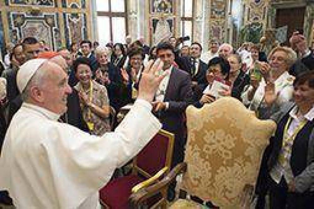 A la fundación Juan Pablo II - Solidaridad, la palabra clave