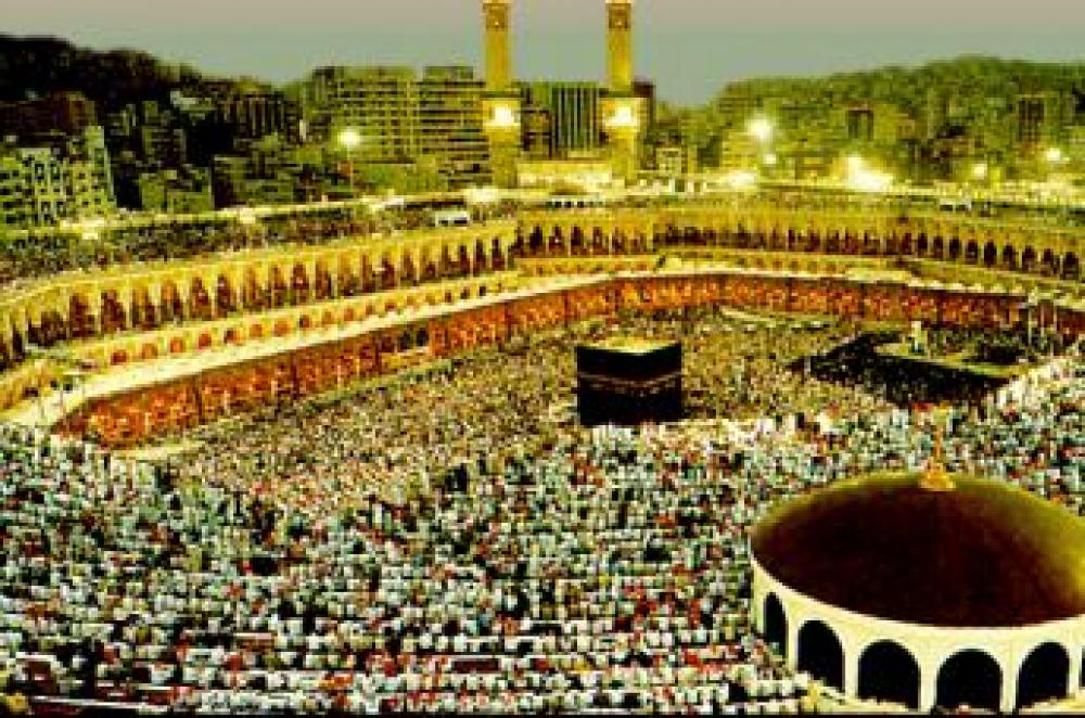 La mezquita de la Meca está lista para recibir a más peregrinos