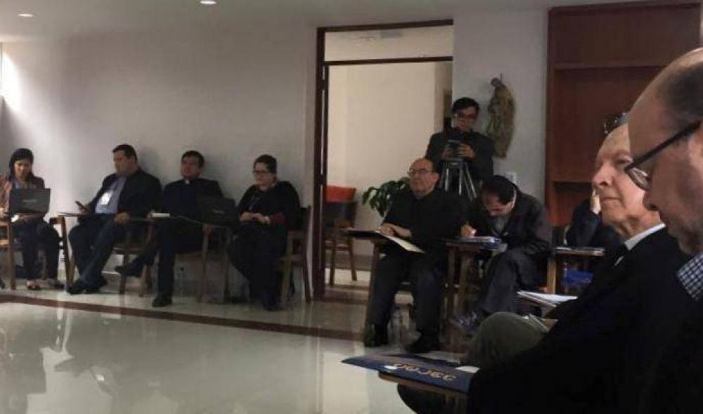 Encuentro de presidentes de la Pastoral de Comunicación en el Celam