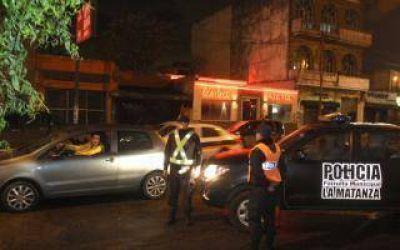 La Matanza: Secuestran más de 40 vehículos en picadas clandestinas