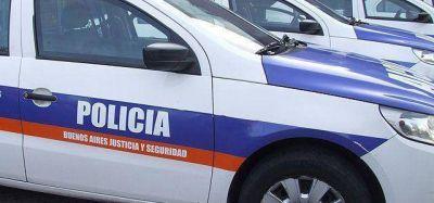 También hubo cambio de autoridades policiales en San Vicente