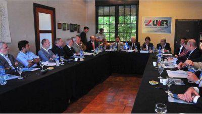 La Uni�n Industrial advirti� su preocupaci�n al Gobierno Provincial