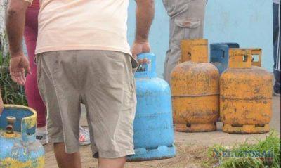 Inscribieron a más de 28 mil personas al subsidio al gas