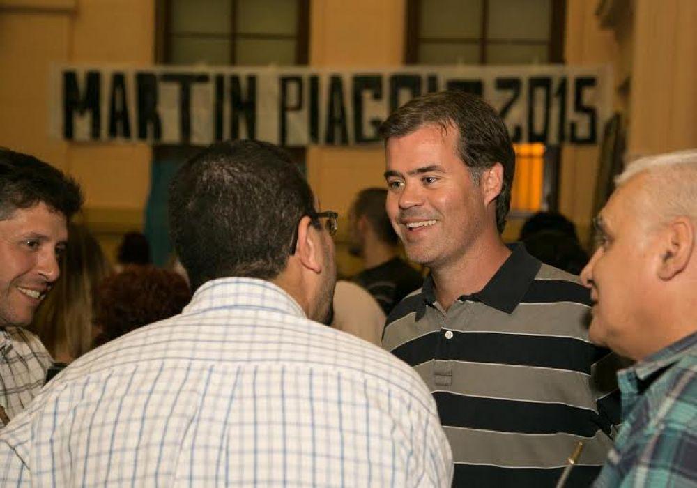 Piaggio organizó la Primera Jornada de Participación Ciudadana