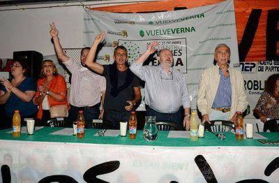La alianza Verna-Marín, con palos para Jorge