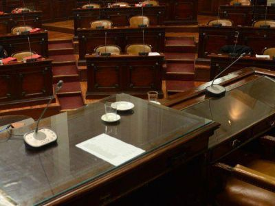 Las listas de legisladores se reducen de 10 a 4 para junio