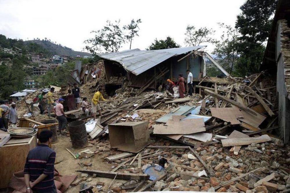 Un sacerdote de Nepal: «En la tragedia, llevar consuelo y misericordia»