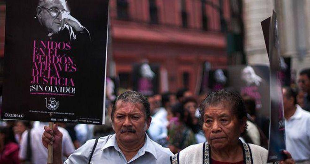 Guatemala: Una marcha de silencio para recordar al obispo asesinado