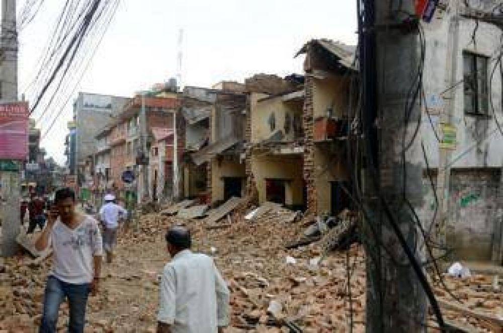 Los musulmanes se solidarizan con Nepal