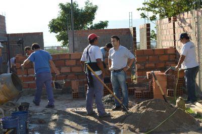 """El programa """"Argentina Trabaja"""" continua con la construcción de jardines de infantes"""