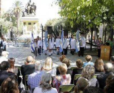 San Juan: Acto por el aniversario de la creación del Estado de Israel