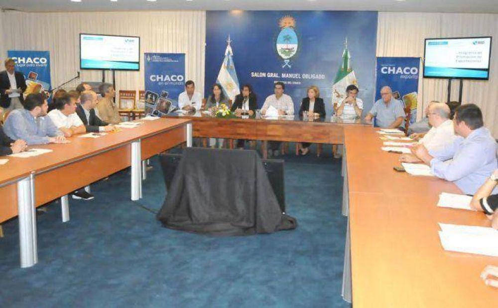 Capitanich firmó convenio con Nación para incluir al Chaco en el Programa de Promoción de las Exportaciones