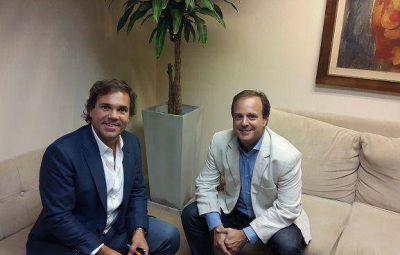 Pérez recibió a Coll Areco