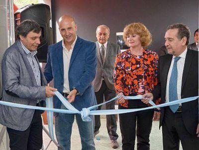 Tabaco – Inauguraron nuevo laboratorio científico vinculado a la producción