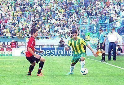 Aldosivi jugará el sábado a las 19.30 en La Paternal