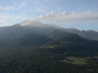 El Calbuco continúa perdiendo potencia pero se mantiene la posibilidad de una nueva erupción