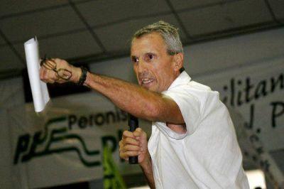 Juan Carlos Tierno irá por la candidatura a intendente en una colectora de Verna
