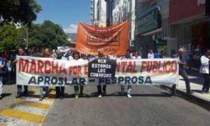 El gobierno advirtió a APROSLaR y lo instó a frenar los paros