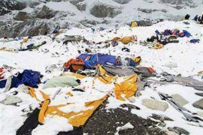 Dram�tico aumento en la cantidad de muertos en Nepal: m�s de 4100
