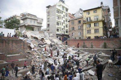 Terremoto en Nepal: todav�a quedan cuatro argentinos por ser localizados