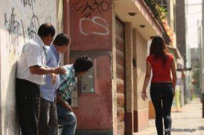 En Salta apoyan el proyecto nacional para sancionar el acoso callejero