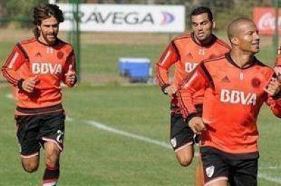 Recuperados: Marcelo Gallardo ya cuenta con Leonardo Ponzio y Gabriel Mercado