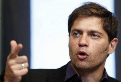 Axel Kicillof al Grupo Clar�n: �Vengo a pedir explicaciones�